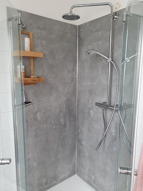 Barrierefrei und Fugenloses Badezimmer Kumberg